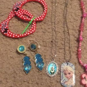 Disney Accessories - Large Disney jewelry collection